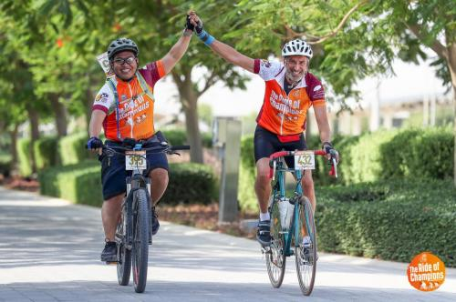 ROCDoha2017-ROC2017 United we ride - yesterday at the Ride of Champions (www.rocdoha.qa), organised by Qatar Cyclist Centre and presented by Qatar Tourism Authority
